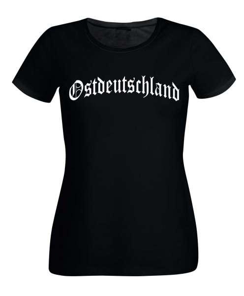 Ostdeutschland Damen T-Shirt