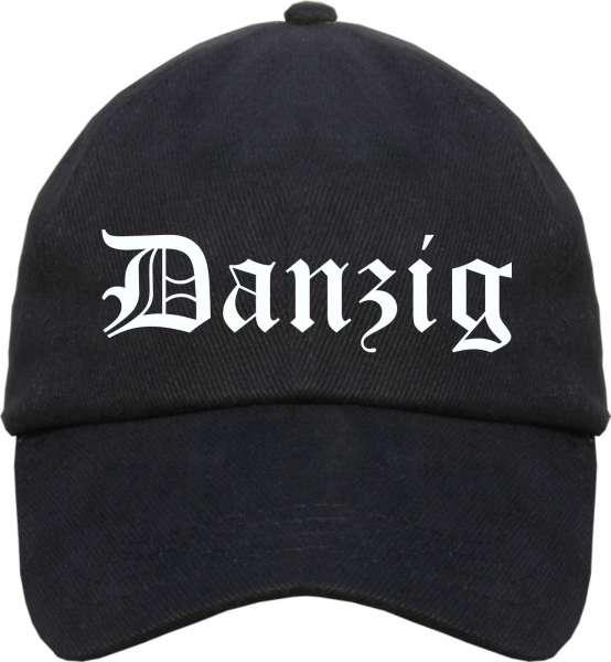 Danzig Cappy - Altdeutsch bedruckt - Schirmmütze Cap