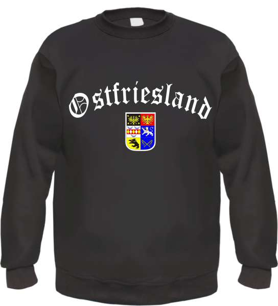 Ostfriesland Sweatshirt Pullover