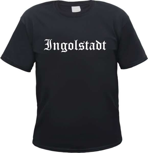 Ingolstadt Herren T-Shirt - Altdeutsch - Tee Shirt