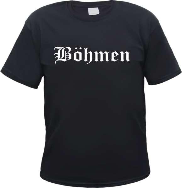 Böhmen Herren T-Shirt - Altdeutsch - Tee Shirt