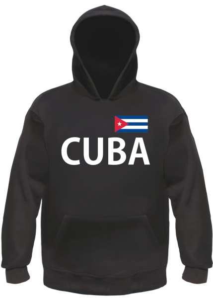 CUBA Hoodie Kapuzensweatshirt Kuba