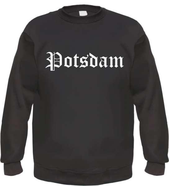 Potsdam Sweatshirt - Altdeutsch - bedruckt - Pullover