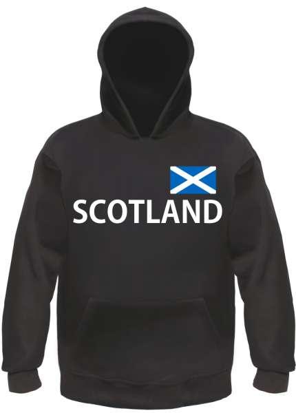 SCOTLAND Hoodie Kapuzensweatshirt