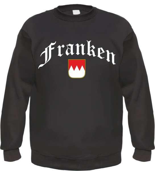 Franken Sweatshirt - bedruckt - Pullover