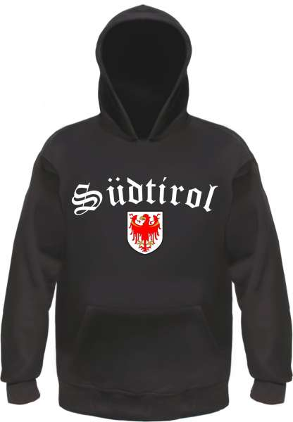 SÜDTIROL Kapuzensweatshirt - Hoodie
