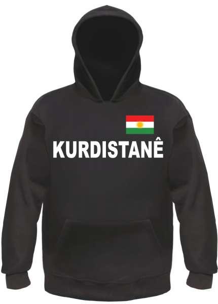 KURDISTANE Hoodie Kapuzensweatshirt