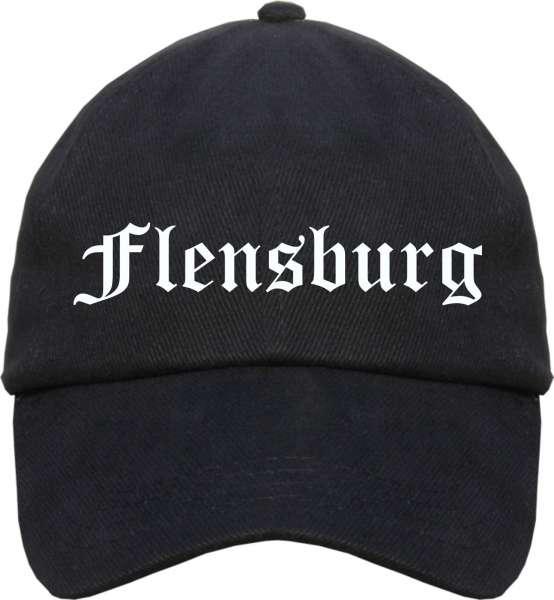Flensburg Cappy - Altdeutsch bedruckt - Schirmmütze Cap