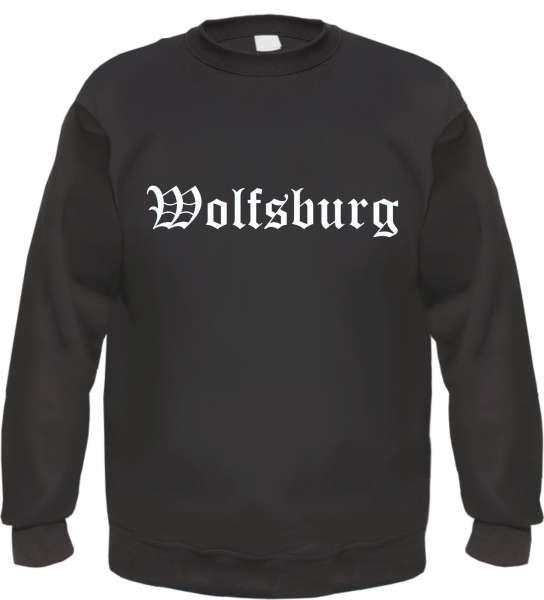 Wolfsburg Sweatshirt - Altdeutsch - bedruckt - Pullover