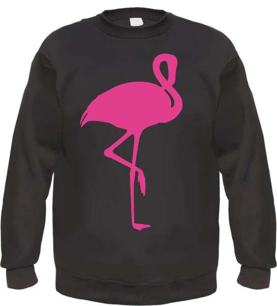 Flamingo Sweatshirt - bedruckt - Pullover