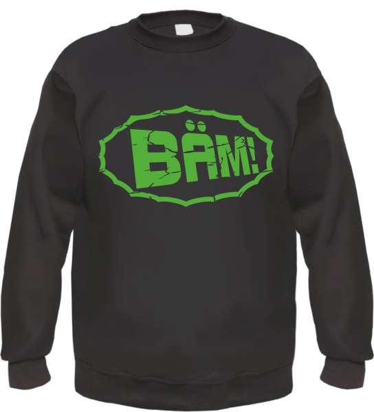 Bäm Sweatshirt - bedruckt - Pullover