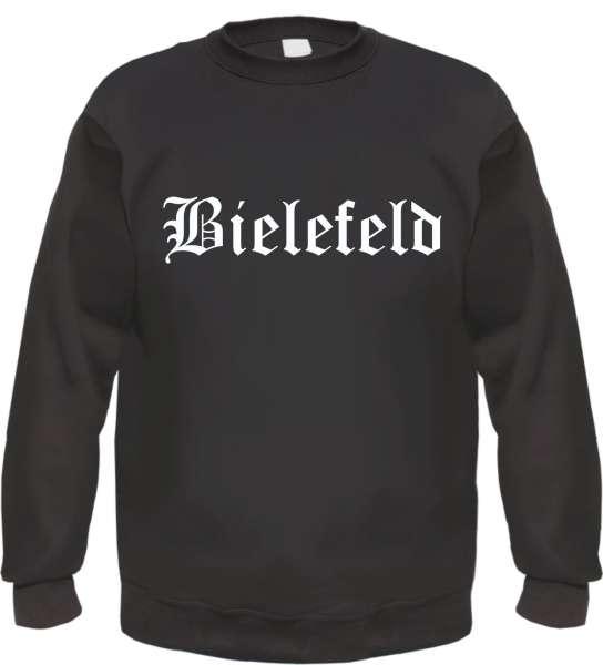Bielefeld Sweatshirt - Altdeutsch - bedruckt - Pullover