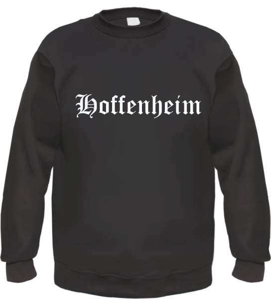 Hoffenheim Sweatshirt - Altdeutsch - bedruckt - Pullover
