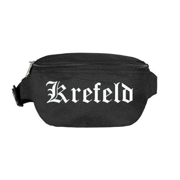 Krefeld Bauchtasche - Altdeutsch bedruckt - Gürteltasche Hipbag