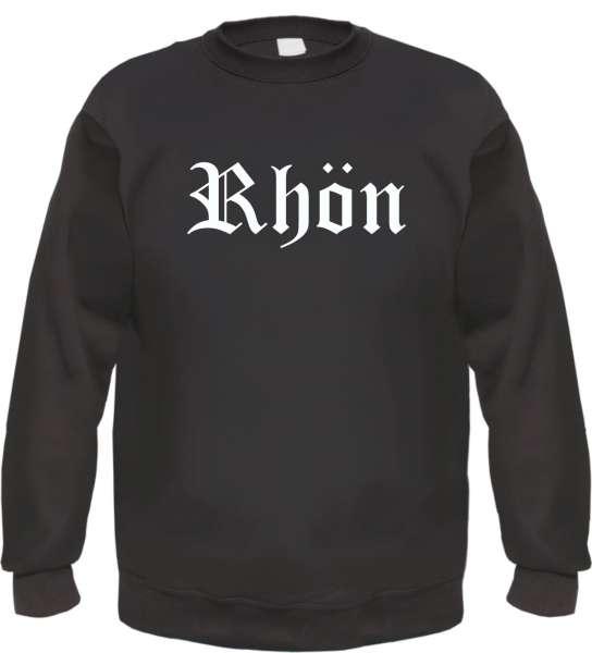 Rhön Sweatshirt - Altdeutsch - bedruckt - Pullover