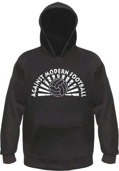 Ultras Kapuzensweatshirt - Hoodie - Against Modern Football