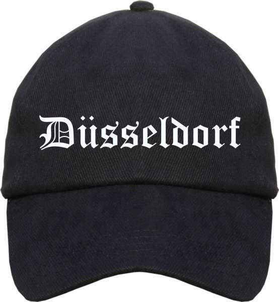 Düsseldorf Cappy - Altdeutsch bedruckt - Schirmmütze Cap