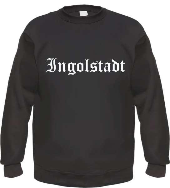 Ingolstadt Sweatshirt - Altdeutsch - bedruckt - Pullover