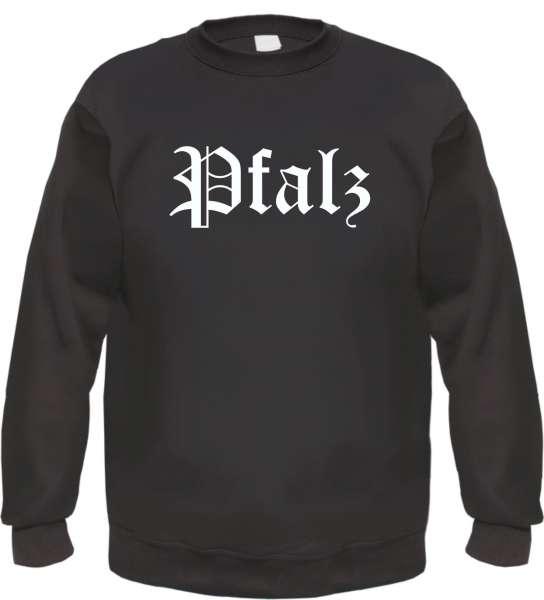 Pfalz Sweatshirt - Altdeutsch - bedruckt - Pullover