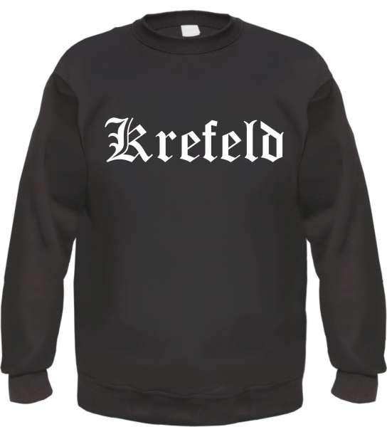Krefeld Sweatshirt - Altdeutsch - bedruckt - Pullover