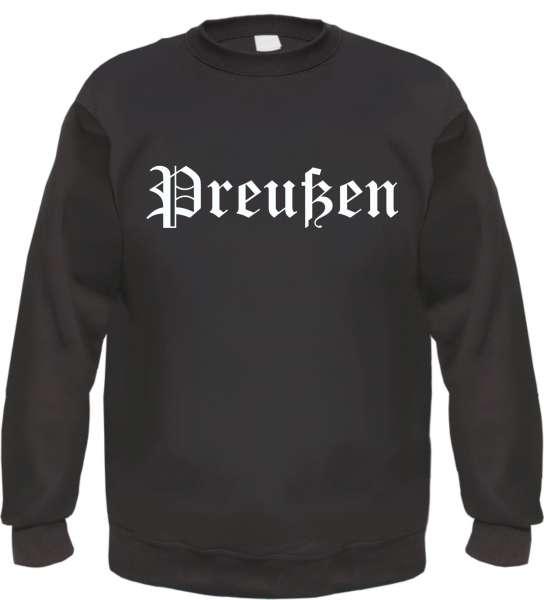 Preußen Sweatshirt - Altdeutsch - bedruckt - Pullover