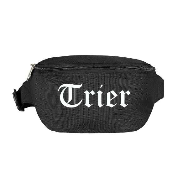 Trier Bauchtasche - Altdeutsch bedruckt - Gürteltasche Hipbag